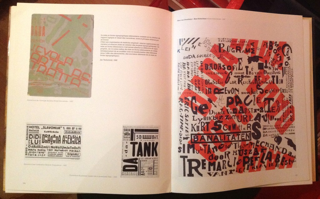 dada-typographie